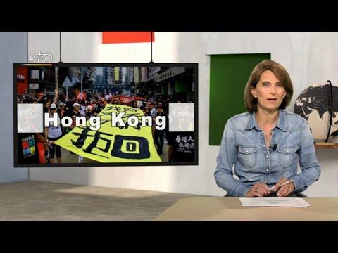 Hong Kong : une région sous tension