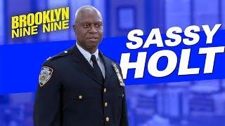 Sassy Holt | Brooklyn Nine-Nine