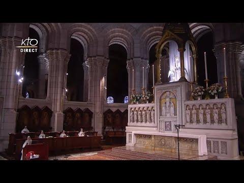 Prière du Milieu du jour du 21 janvier 2021 des Bénédictines du Sacré-Coeur de Montmartre