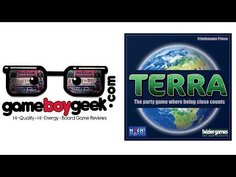The Game Boy Geek Reviews Terra