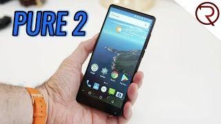 M-Horse Pure 2 Smartphone Review - 18:9 Bezel-Less Screen