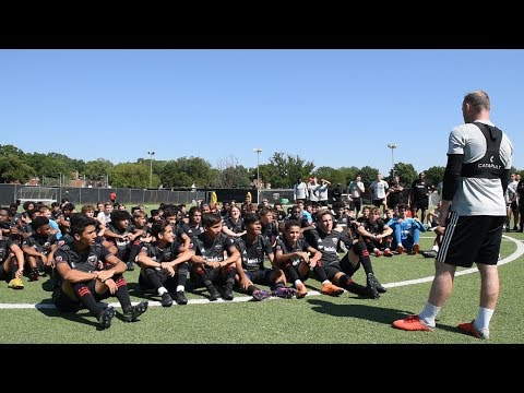 D.C. United Academy Day