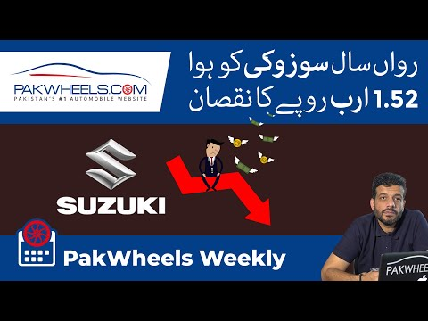 Euro 5 Fuel | Pak Suzuki Loss 1.52 Billion | Punjab Unified Number Plates | PakWheels Weekly