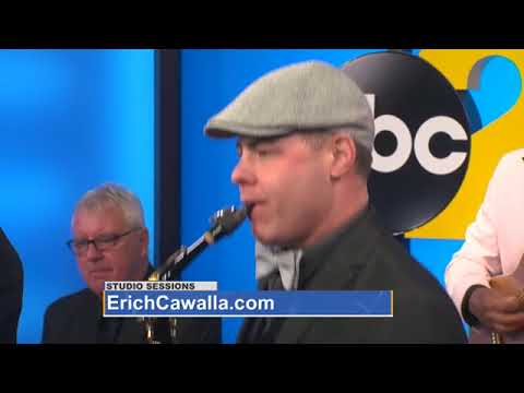 Erich Cawalla and The Uptown Band performing Erich's original song, SJ3