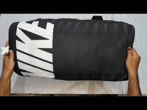 Nike Alpha Adapt Cross Body Duffel Bag (Style: BA5182-010)