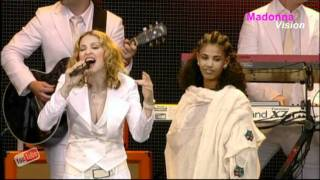Madonna ~ Like a Prayer (Live 8)