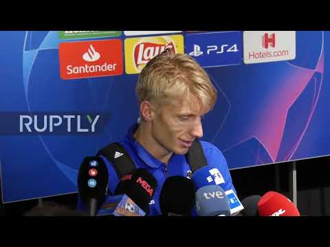 Spain: Fans taunt Ronaldo after tearful send off