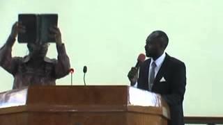 preview picture of video 'PASTOR MOSES & PROPHETE GODWING Partie 1 Love Divine Sanctuary Douala Cameroun le 06 juillet 2014'