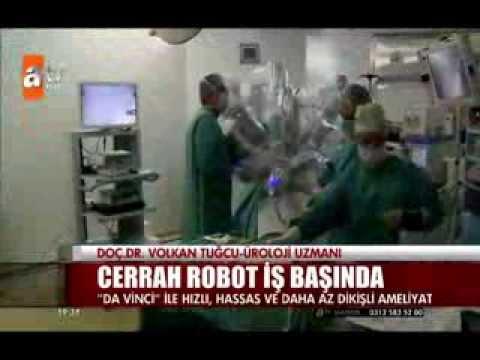 Her Yönüyle Robotik Cerrahi-