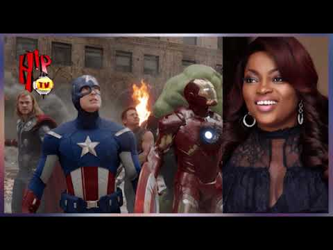 FUNKE AKINDELE STARS IN HOLLYWOOD MOVIE; AVENGERS: INFINITY WAR