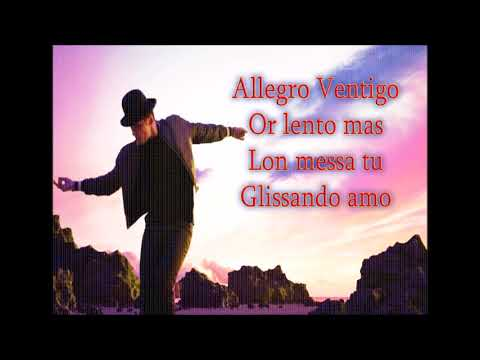 DAN BALAN - ALLEGRO VENTIGO FEAT. MATTEO (WITH LYRICS)