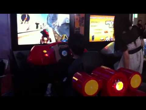 Tokyo Game Show Is Also About Chinese Arcade Games