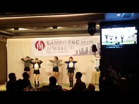Korean Company dance performance