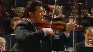 Vadim Repin plays Shostakovich Violin Concerto no. 1 - video 1992