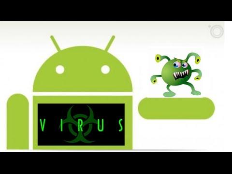 Video Cara menghapus Virus di hp android
