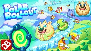 Polar Rollout (By Blue Evolution Interactive) - iOS/Android - Short Gameplay