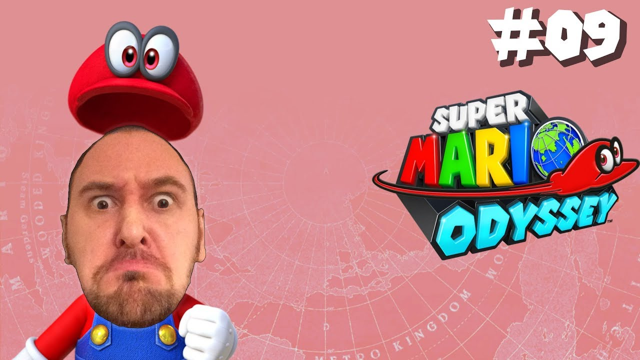 Super Mario Odyssey – Part 9: Das 500 Monde Finale