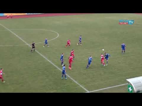 WIDEO: Wisła Puławy - Sokół Sieniawa 1-0 [SKRÓT MECZU]