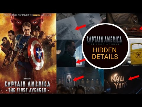 HIDDEN DETAILS IN CAPTAIN AMERICA FIRST AVENGERS|CHRIS EVANS|(2011) WITH SUBTITLES|BY LITE CINEMAS