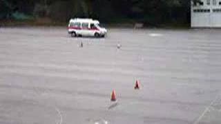 Ambulance Driver Test
