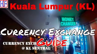 Kuala Lumpur (KL) | Currency Exchange Guide | Travel Guide | Episode# 4