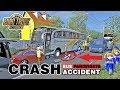 Yang Ga Kuat Jangan Tonton Video Ini Crash Accident Bus Pariwisata