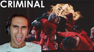 [What an Icon] Mexican reacts to TAEMIN 태민 'Criminal' MV
