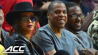 Jay Z's Best Songs According To ACC Basketball Players