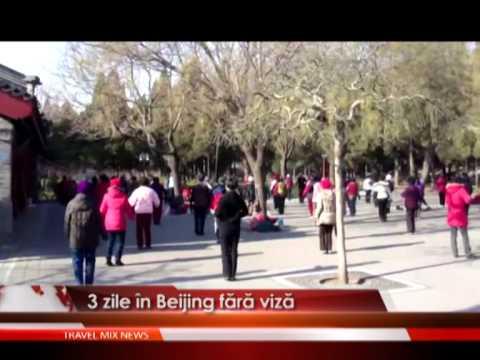 3 zile în Beijing fara viza