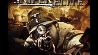 Полное прохождение Sniper Elite Карлсхорст [часть 1]