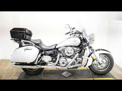2005 Kawasaki Vulcan® 1600 Nomad™ in Wauconda, Illinois - Video 1