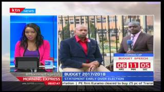 Morning Express - 30th March 2017 - [Part 2]- What's in the 2017/18 Budget