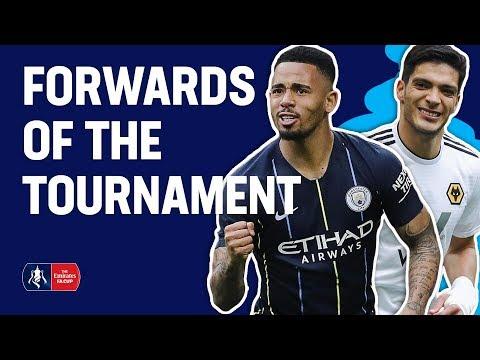 Amond, Jimenez, Jesus? Pick YOUR Forward of the Tournament | Emirates FA Cup 18/19