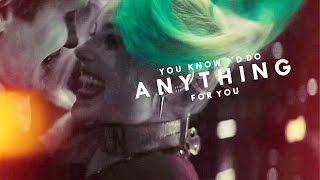 Harley & Joker | Until You Come Back Home