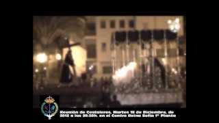 preview picture of video 'Anuncio Reunión de Costaleros, Hdad. de la Esperanza de Albatera.avi'