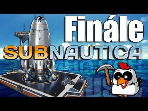 Poslední Díl - Návrat Domů - Subnautica S4 - Díl 37 - Nakashi