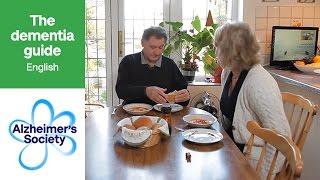 The dementia guide: English – full length - Alzheimer's Society