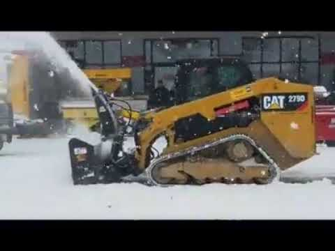 USED UNITS EZ Snow-Away™ - Utility Hydraulic Snowblower in Harrisburg, Pennsylvania - Video 1