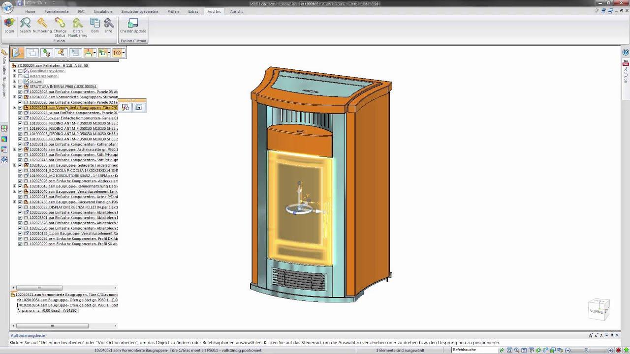 Vorschaubild: RuleDesigner Fusion PDM: Einfache Dokumentenverwaltung