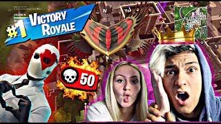 1 KILL = 1 SLAP on FORTNITE WITH GIRL!! *Fortnite: Battle Royale Gameplay*