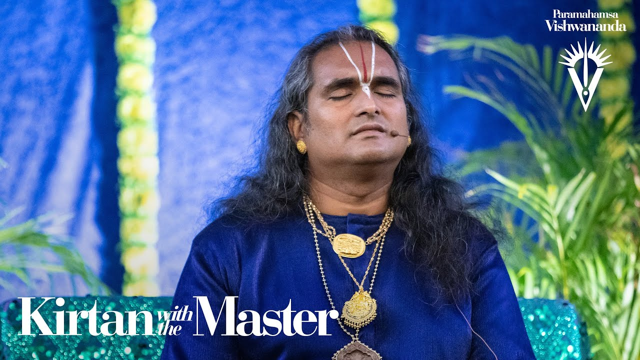 Hare Rama Hare Rama | Kirtan with the Master