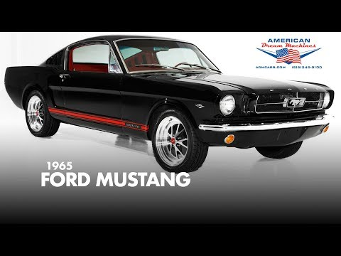 1965 Ford Mustang (CC-1072696) for sale in Des Moines, Iowa