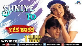 Suniye To - HD VIDEO | Shah Rukh Khan & Juhi Chawla | Yes