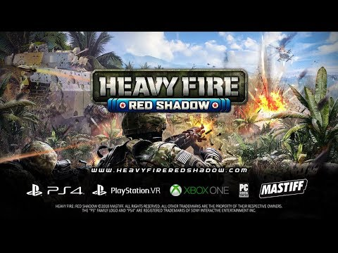 Heavy Fire: Red Shadow Launch Trailer thumbnail