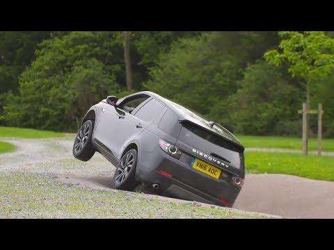 Land Rover Discovery Sport Внедорожник класса J - тест-драйв 1