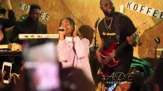 """Koffee Performs """"Ye"""" By Burna Boy Live At Pop Brixton"""