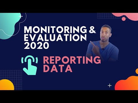 Monitoring and Evaluation (M & E) Tools 2020 - YouTube