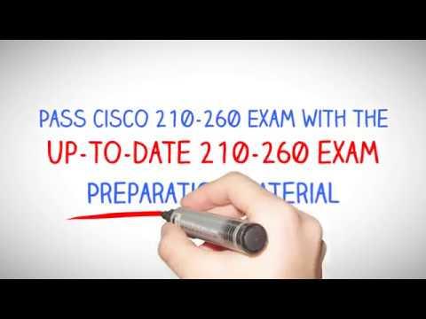 210-260 Dumps - CCNA Security 210-260 Exam Questions New ...