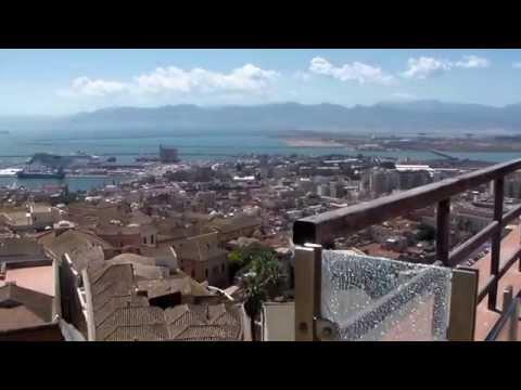 cagliari panoramica dalla torre di san pancrazio 29.08.2014
