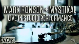 Mark Ronson + Mystikal Perform 'Feel Right' LIVE